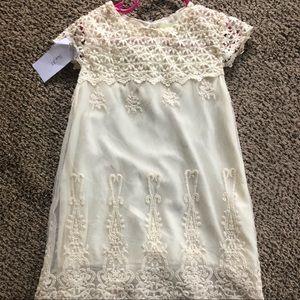 Other - Beautifully made boho flower girl dress.